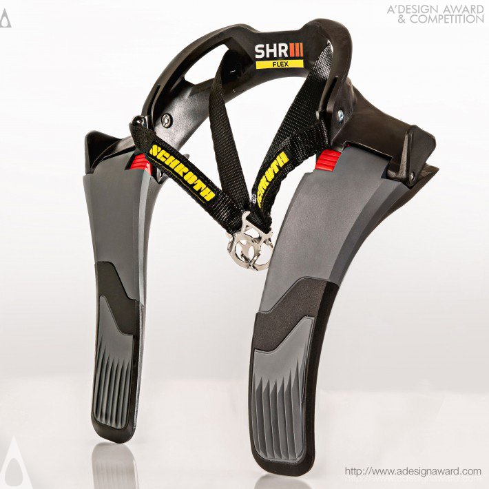 Shr Flex Frontal Head Restraint by Schroth Racing