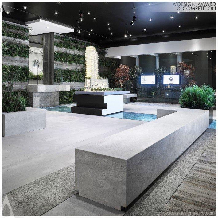 Monde (Presentation Centre Design)