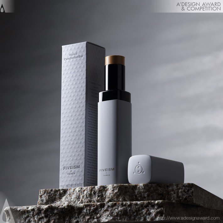 Yuta Takahashi - Fiveism X Three Mens Cosmetics