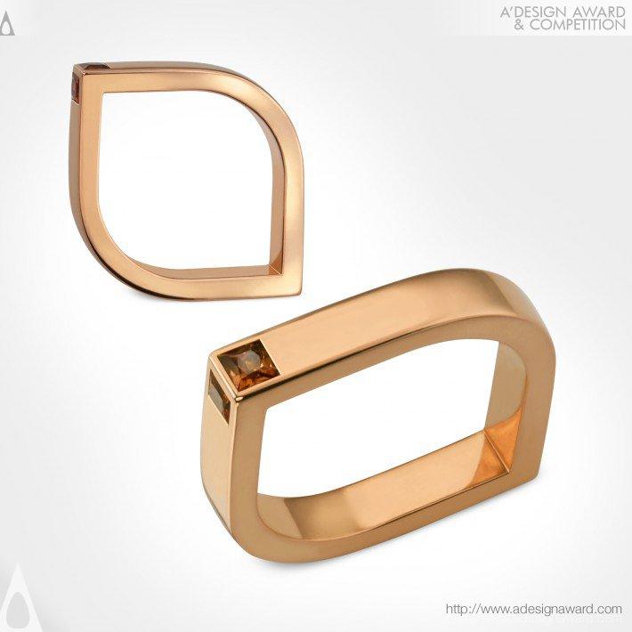 Amulet Eye (Ring Pendant Design)