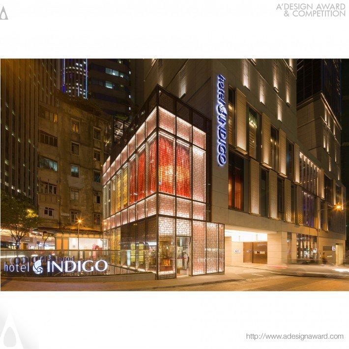 Hotel Indigo Hong Kong Island (Architecture-Hotel Design)