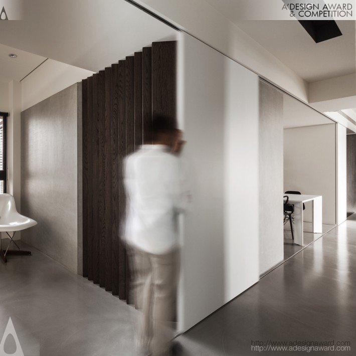 Offshore House-a Moving Space (Residential Design)