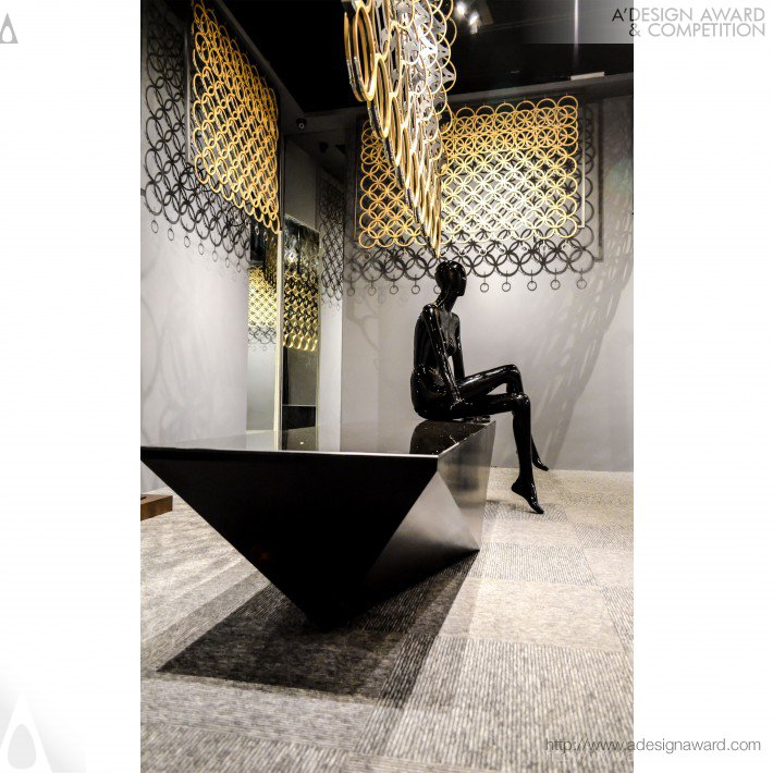 La Palette Fashion Retail by Firki Studio