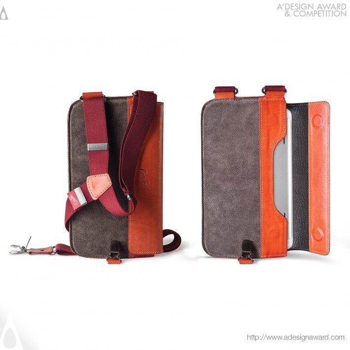 Carter (Tablet Shoulder Holster Design)