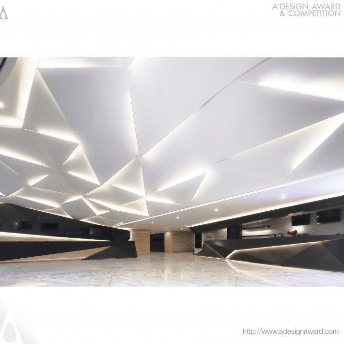 Emperor Ua Cinemas (Cinema Design)