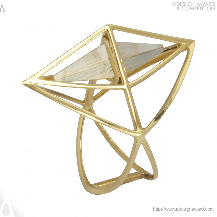 Tetrahedron (Ring Design)