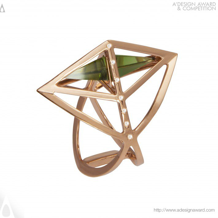 Tetrahedron (Ring Design)