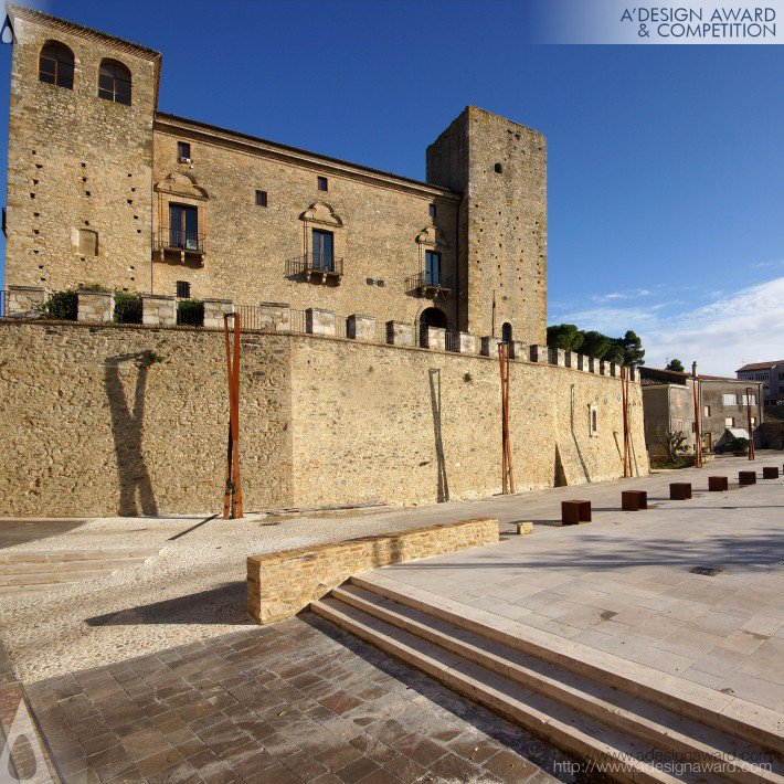 Urban Renewal of Crecchio Old Town Public Areas by Rocco Valentini