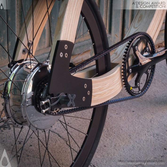Wooden Ebike (Science Meets Sustainability Design)
