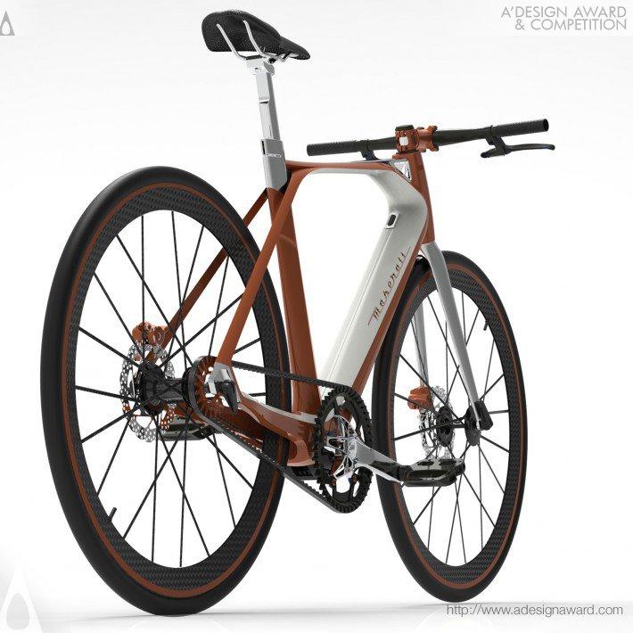 2020 (Electric Sports Bike Design)