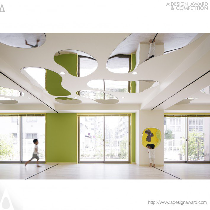 A\' Design Award and Competition - Lhm Kindergarten ...