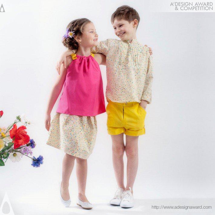 Treasures (Eco Fashion Design)