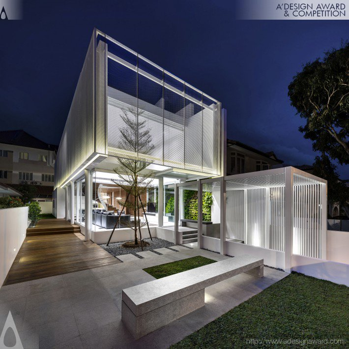 The Greja House (Single Family Residential House Design)