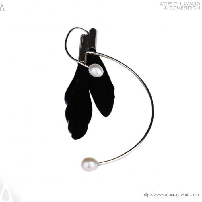 Feather (Earring Design)