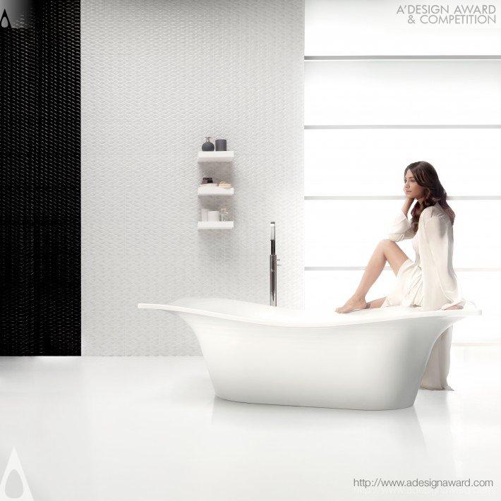 Lotus Bathroom Set By Bien Seramik Design Team