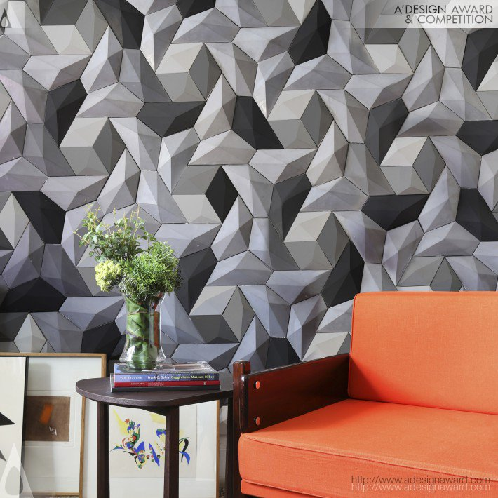 Synapsis Wall Tiles by Fernanda Marques