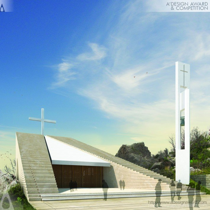 Our Lady of The Rosary-Hrajel (Church Design)
