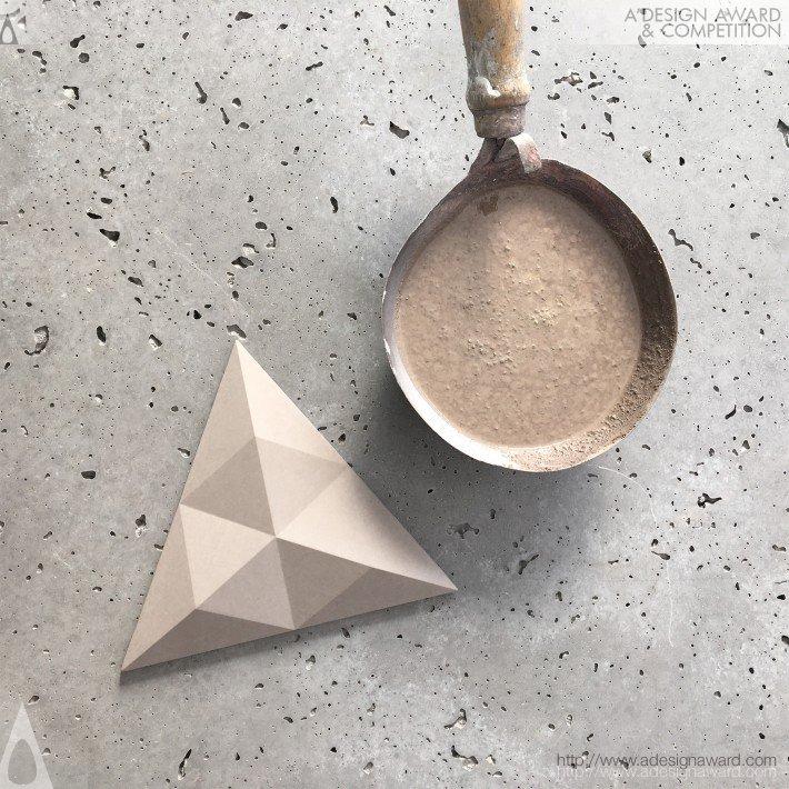 Tre (Modular Concrete Tile Series Design)