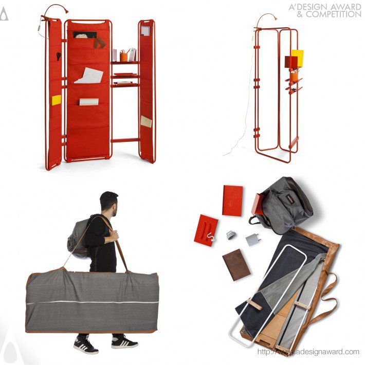 Lynko (Nomadic Modular Freestanding System Design)