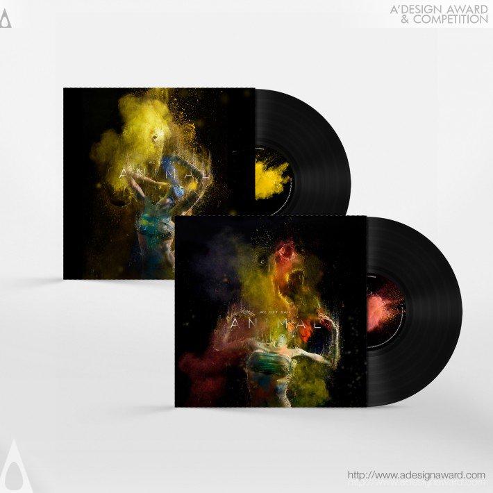 We Set Sail (Album Art Design)