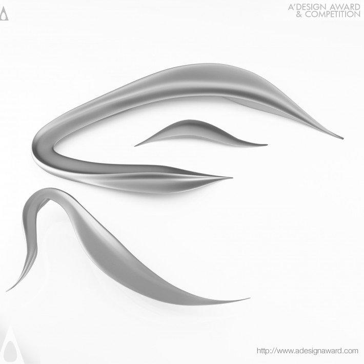 Eye of Ra&#039 (Public Urban Art Furniture Design)