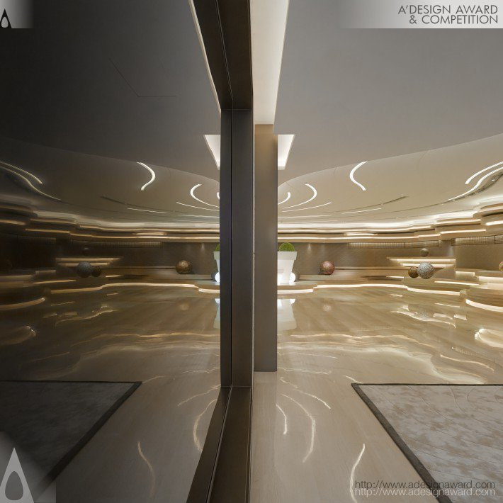 Into The World of Art (Gallery Design)
