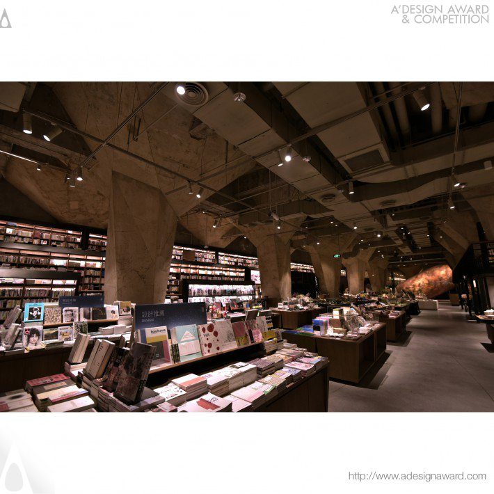 Fangsuo (Bookstore Design)