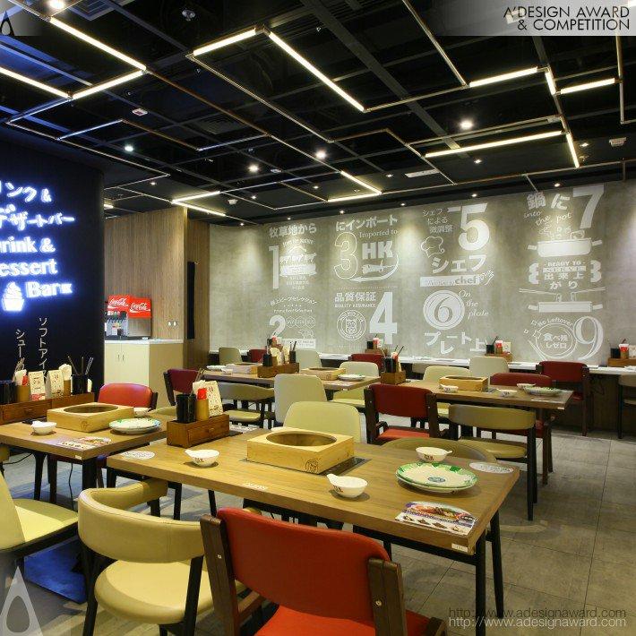 Moumou Club (Restaurant Design)