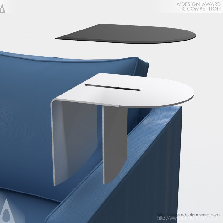 Table by Daryl Hlasny