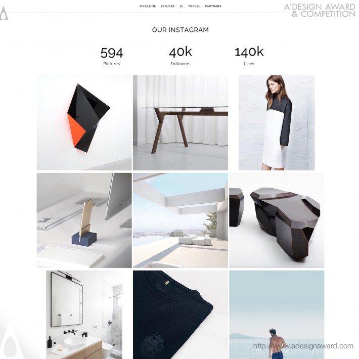 5 Style (Digital Platform Design)