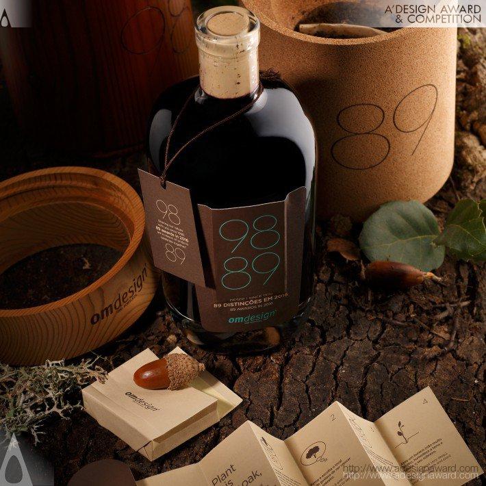 Omdesign 2016 (Sustainable Packaging Design)