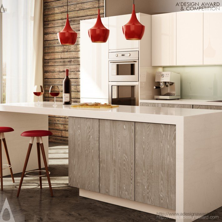 A Design Award And Competition Rough Chic Kitchen Cabinet Door