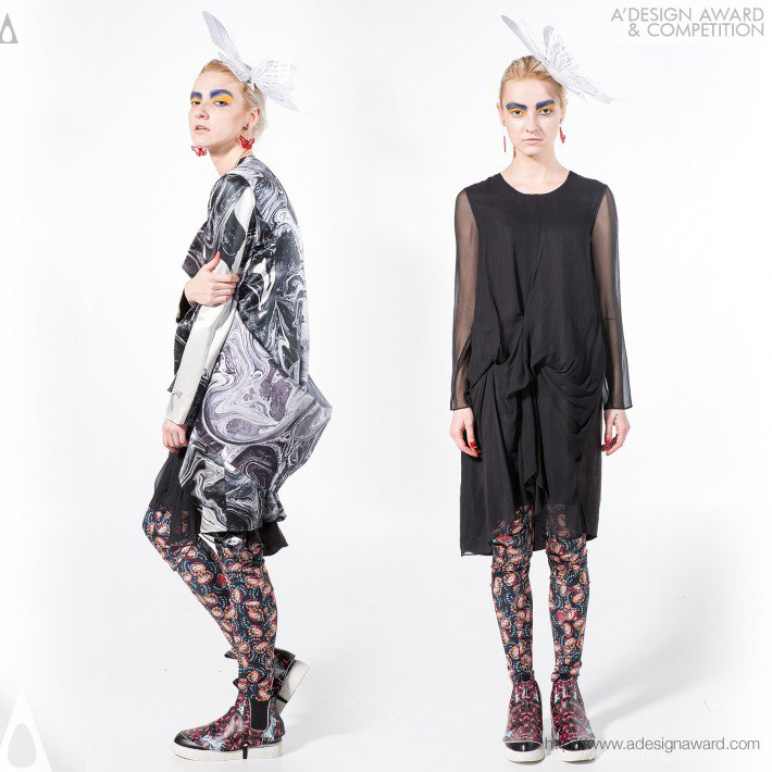 Womenswear Collection by Polly Ho