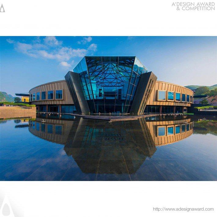Cultural Exchange (Convention Centre Design)
