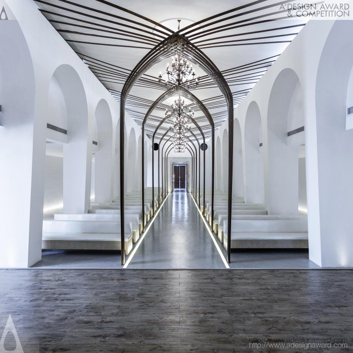 White Church (Urban Public Space Design)