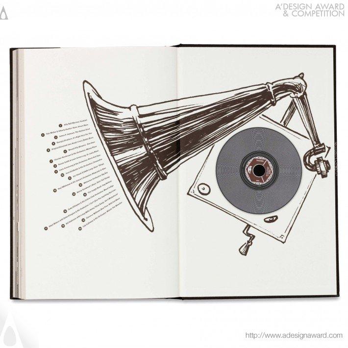Jazz (Book Design)