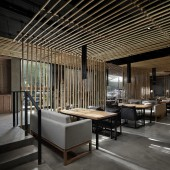 Nanjing Bamboo-Themed Restaurant