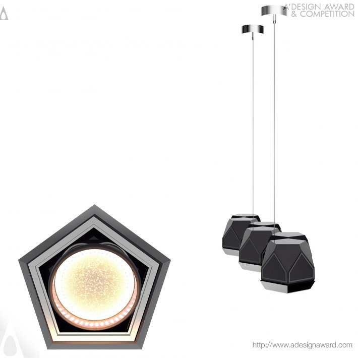 Lampart Lighting Solutions - Meteorite Light