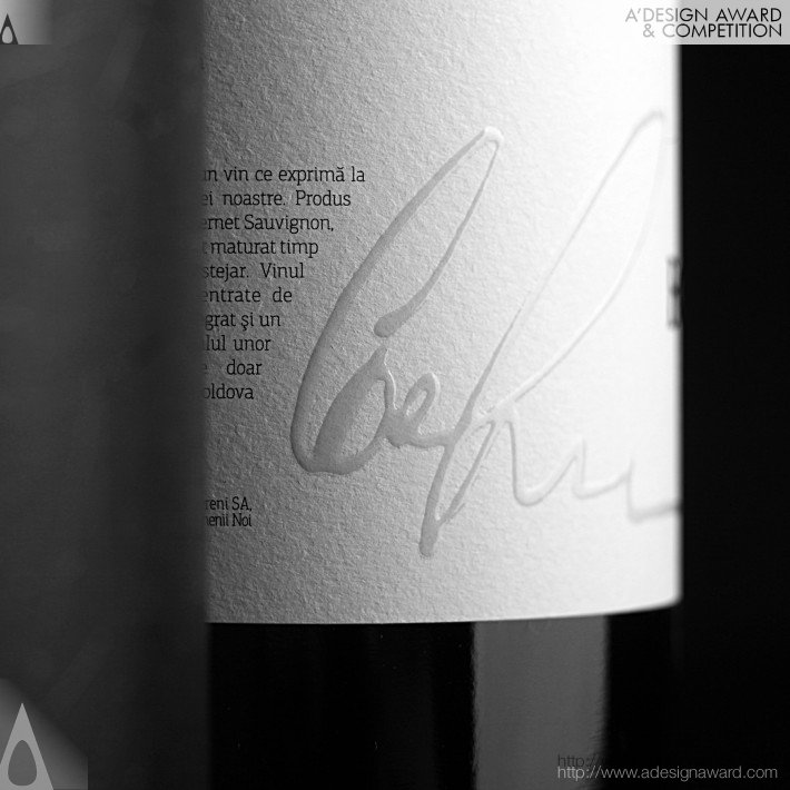 Echinoctius (Series of Exclusive Wines Design)