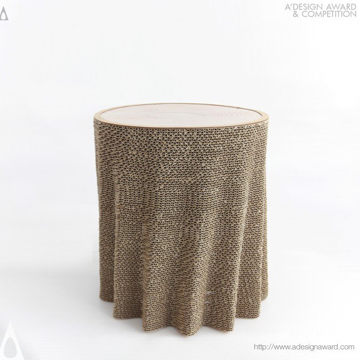 Morph Side Table By Daisuke Nagatomo And Minnie Jan