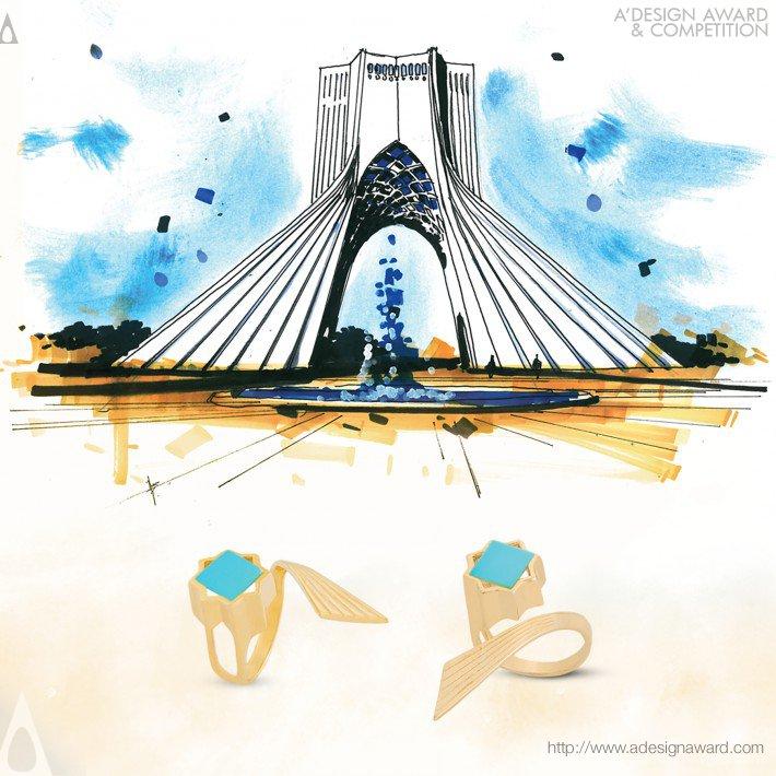 Azadi Tower (Ring Design)