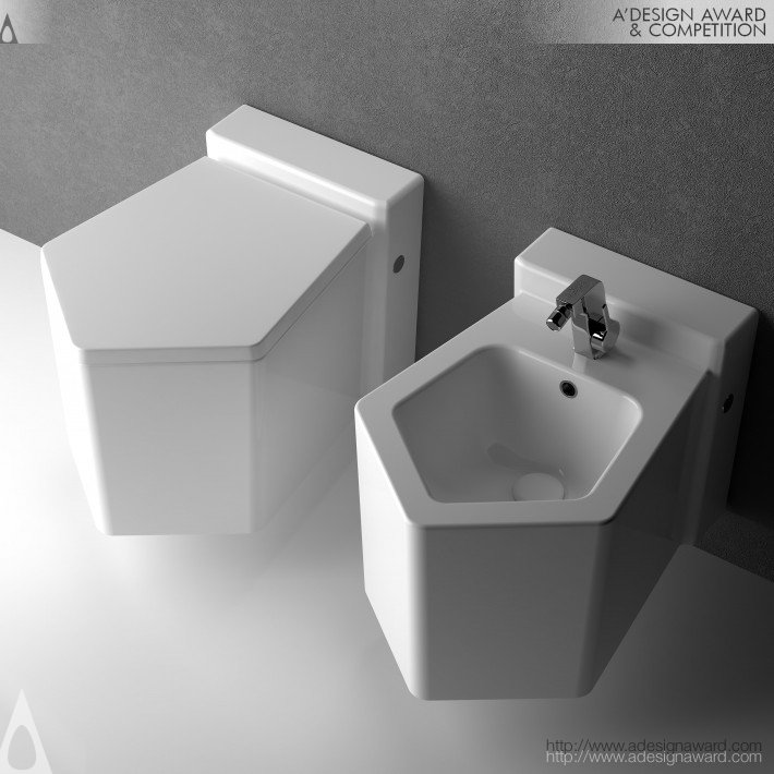 Diamante (Ceramic Sanitarywares Design)