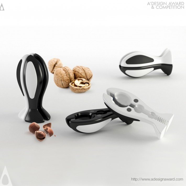 Orca (Nut Cracker Design)