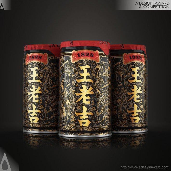 Wanglaoji Recipe 1828 (Beverage Design)