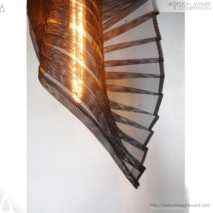 Sculptural Light by Jacqueline Mariana Thenu