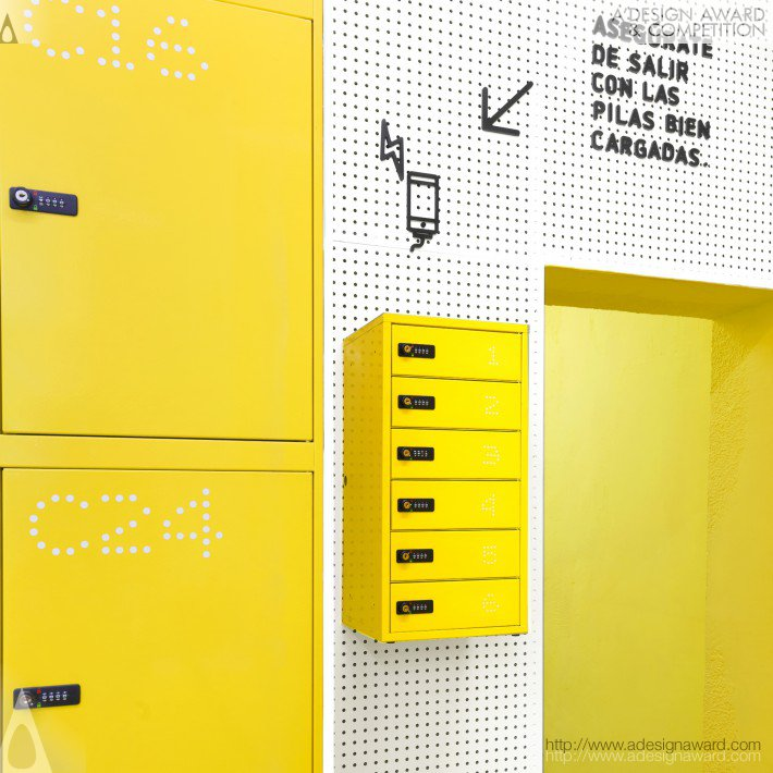 Catherine Figueiredo Urban Locker