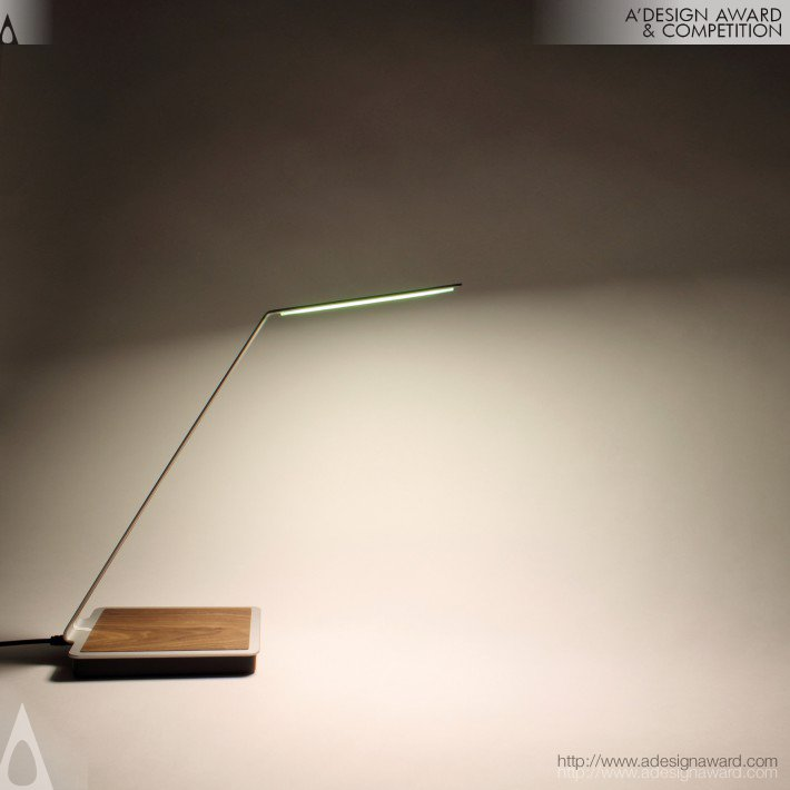 Ray Kwa - Aerelight A1 Desk Lamp