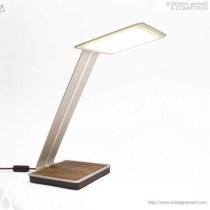 Aerelight A1 Desk Lamp by Ray Kwa