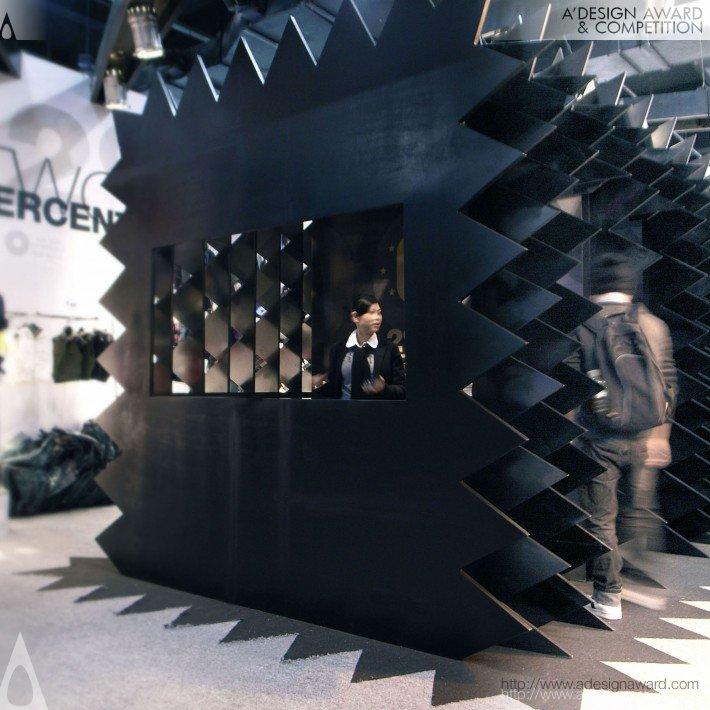 Boom (Fashion Brand Roadshow in China Design)