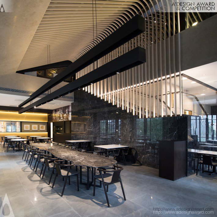 Tasty Chengdu (Restaurant Design)